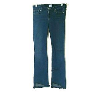 Hudson Ferris Flap Flare Women's Re-styled Jeans